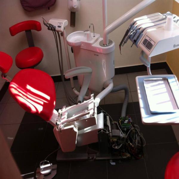 Reparaciones en clínicas dentales desde Servicio técnico TR